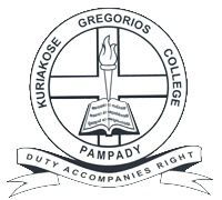 Kuriakose Gregorios College Logo