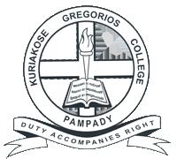 Kuriakose Gregorios College Logo